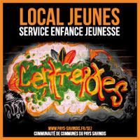 Local Jeunes L'Entrepôtes - Saint-Savinien