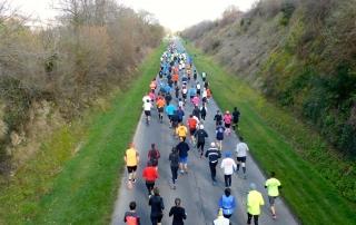 semi marathon de Taillebourg