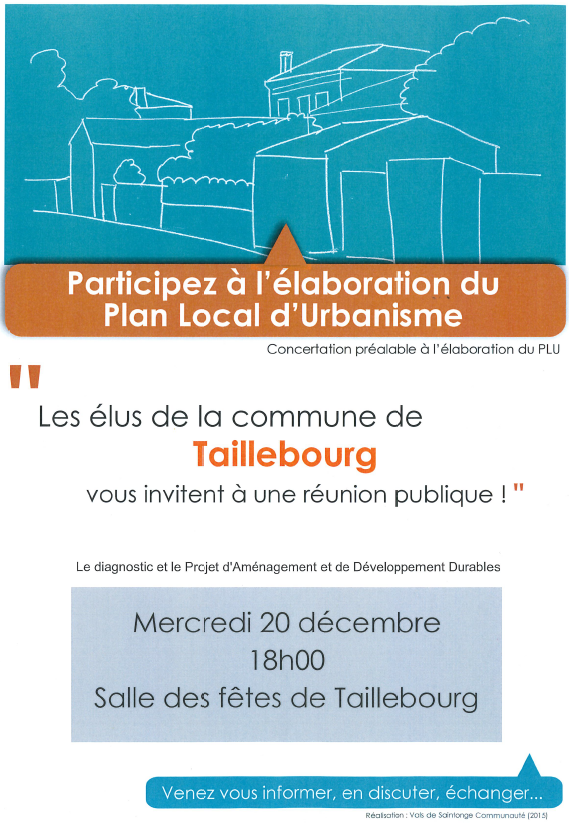 Révision du Plan Local d'Urbanisme