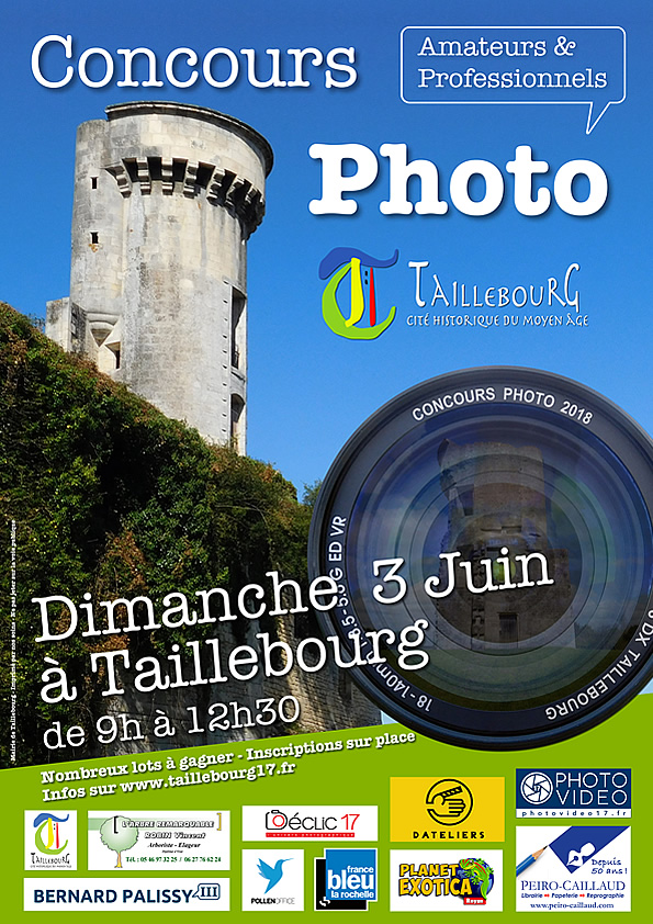 Concours Photo 2018 à Taillebourg