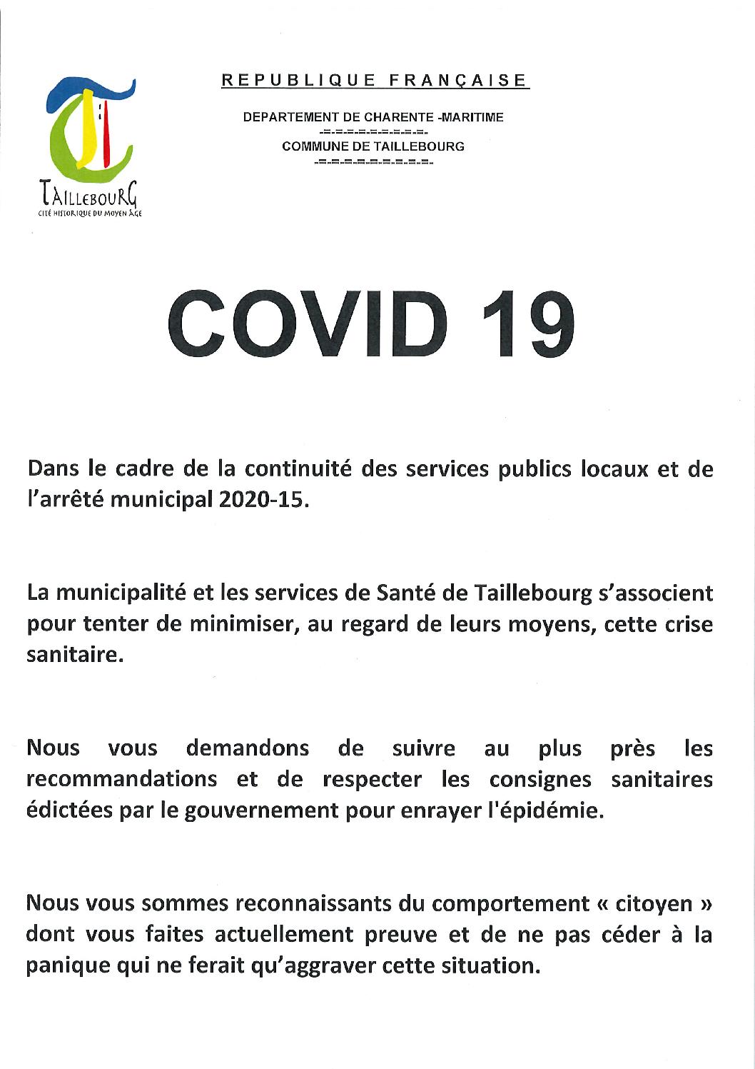 Info COVID-19